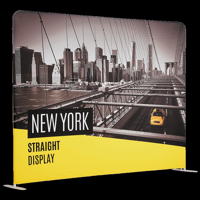 New York Straight Display