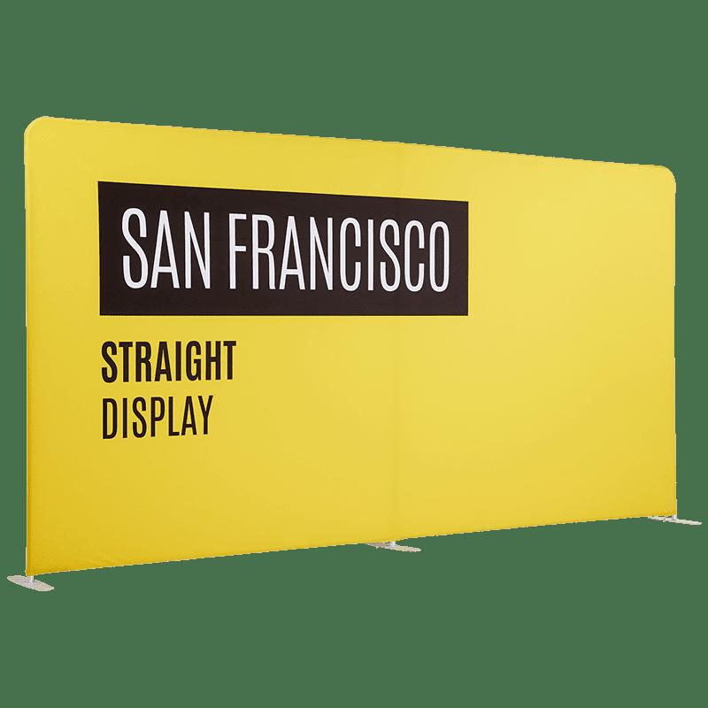 San Francisco Straight Display