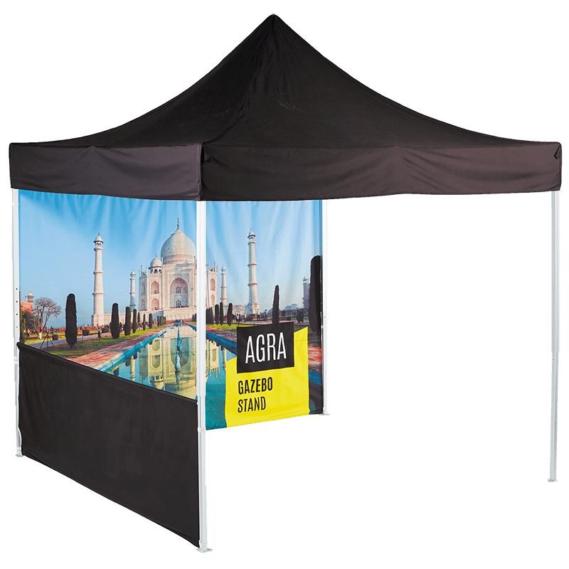 Agra Gazebo Stand - Colour It In