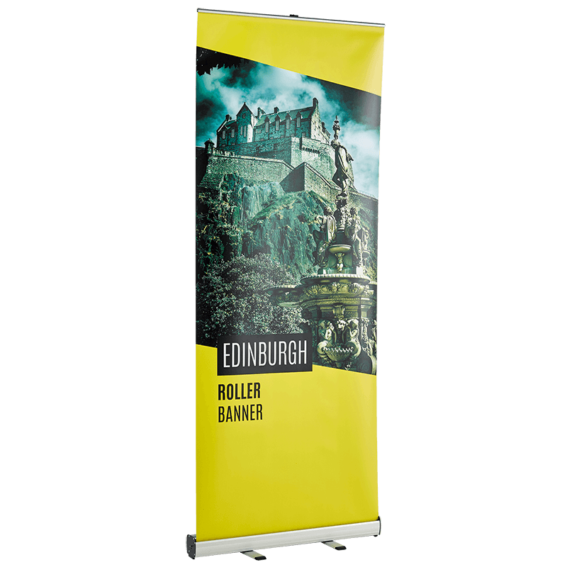 Edinburgh Roller Banner - Colour It In