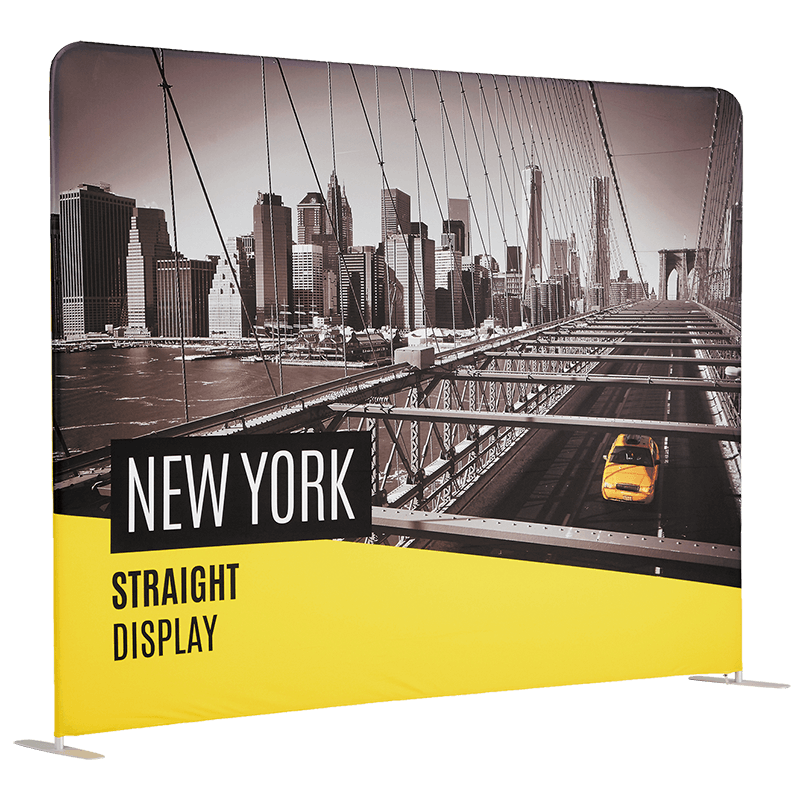 New York Straight Display - Colour It In