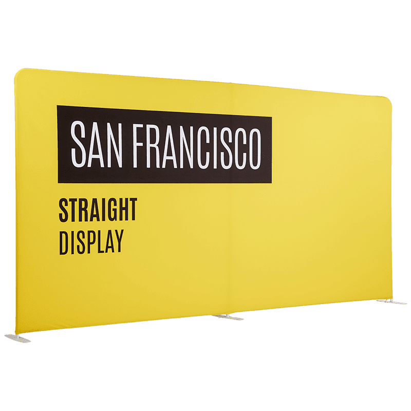 San Francisco Straight Display - Colour It In