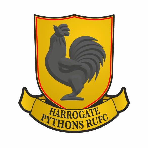 Harrogate Pythons Logo