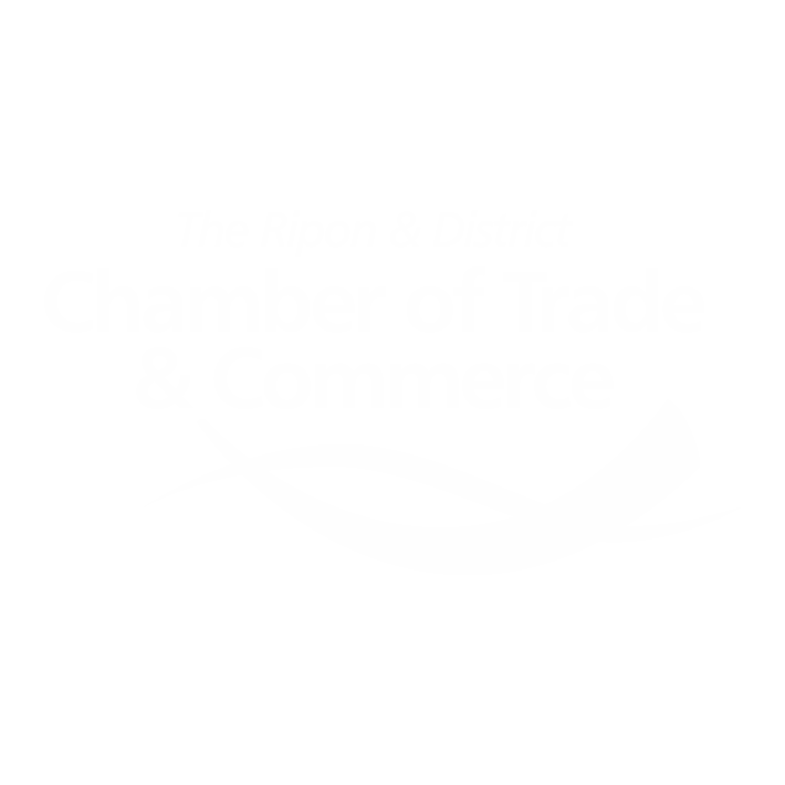 The Ripon and District - Chamber of Trade and Commerce Logo