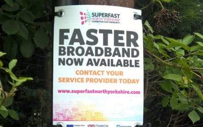 The Ultimate Post from Superfast North Yorkshire