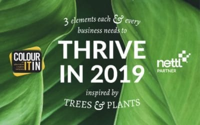 Thrive in 2019