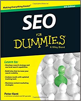SEO for Dummies - Colour It In