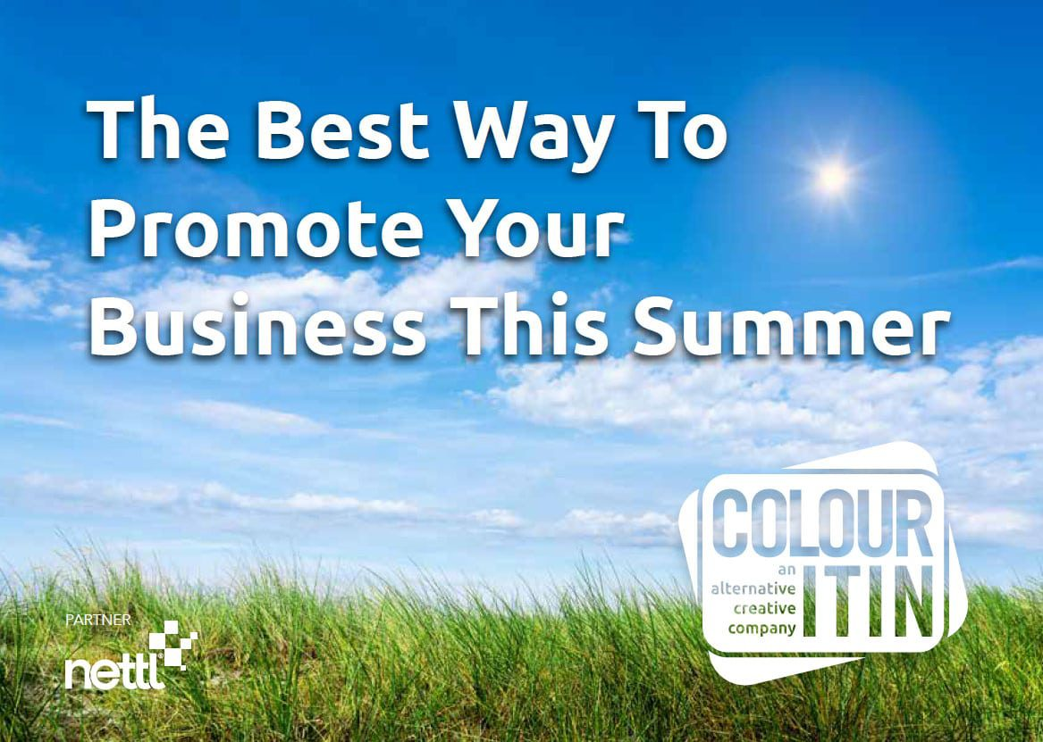 Business Summer - Colour It In