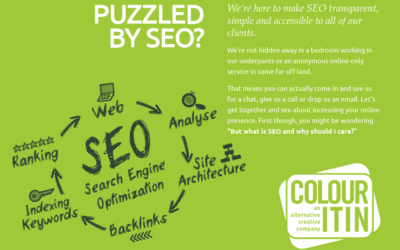 SEO – Search Engine Optimisation