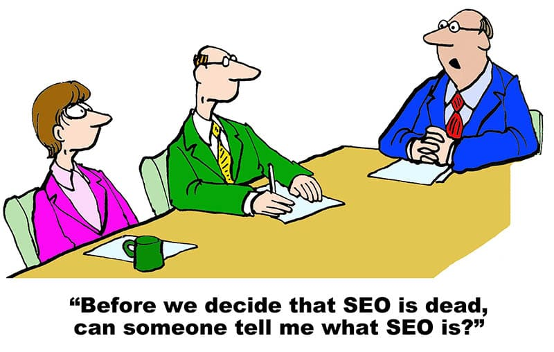 What is SEO - Colour It In
