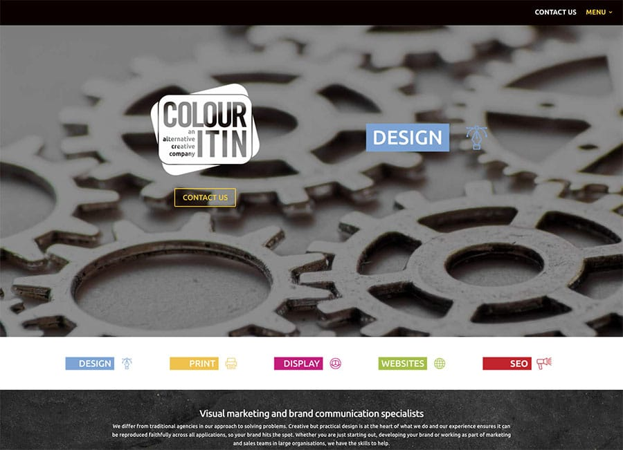 Home Page - Colour It In