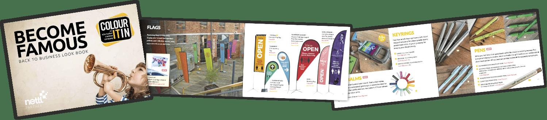 CII Spring Brochure Spreads