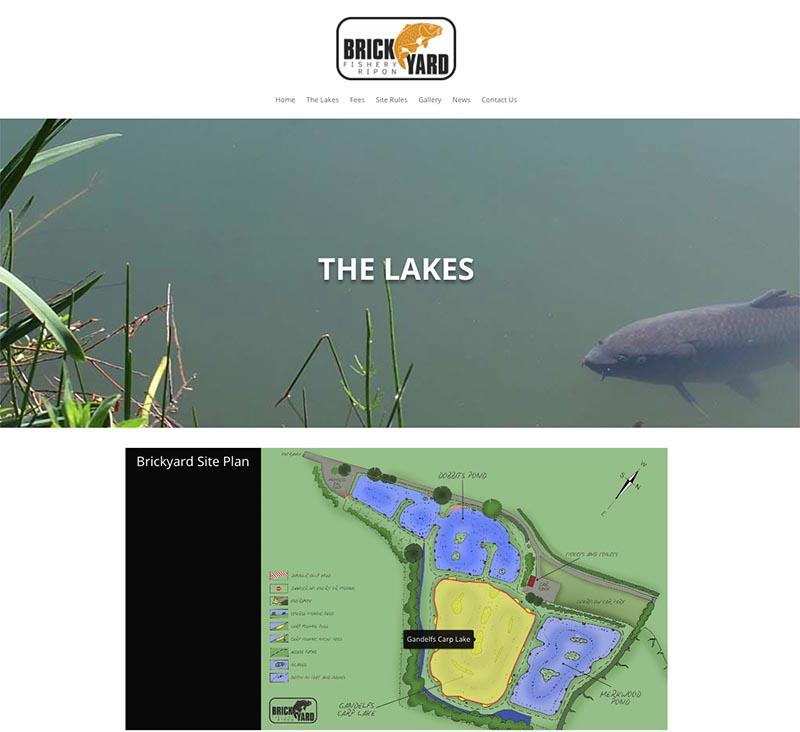 Brickyard Website Lakes