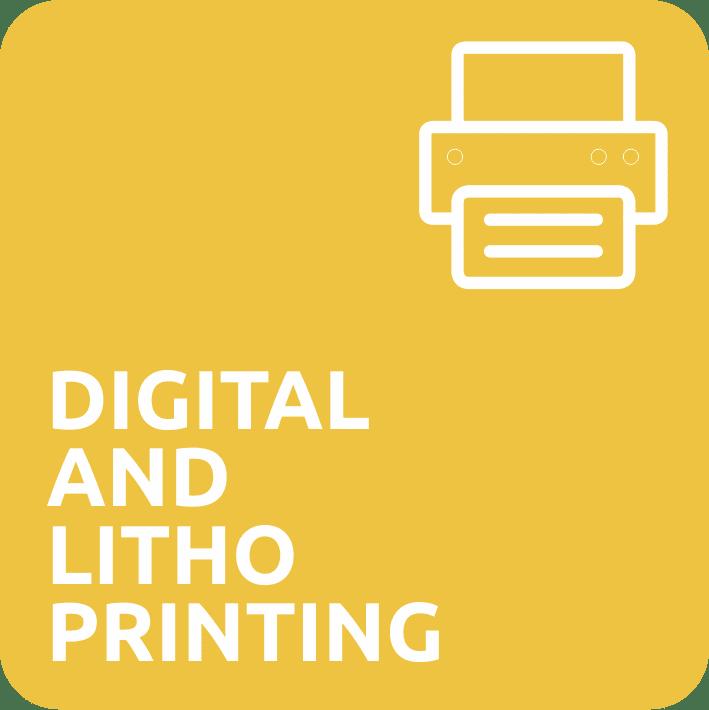 Digital & Litho Printing Icon July21