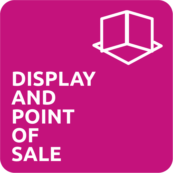 Display and Point of Sale Icon July21