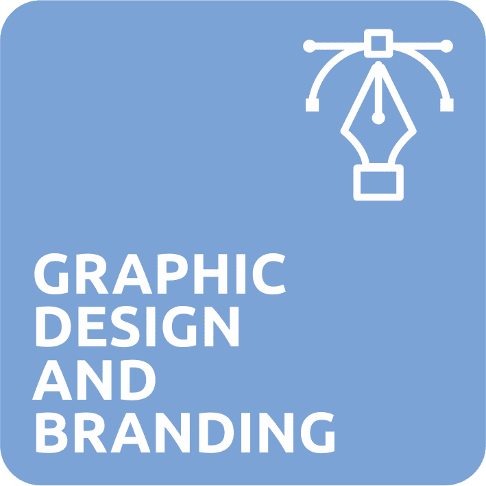 Graphic Design and Branding Icon July21