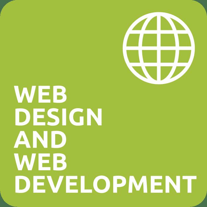 Web Design and Development Icon July21